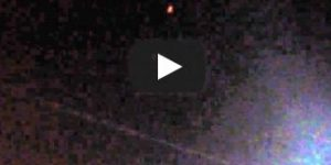 Video of UFO spotted over Cardwell, AU