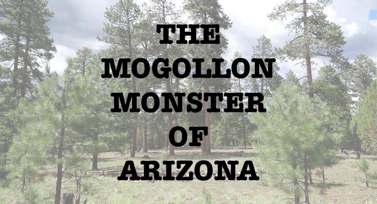 mogollon monster cover image
