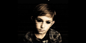 people let black eyed children in