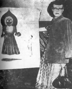 Cathleen May and the Flatwoods Monster