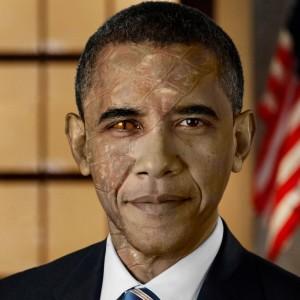 President Obama Reptilian
