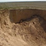 Is The Goodland Kansas Sinkhole Evidence of an Underground Base?