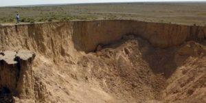 Goodland Kansas Sinkhole