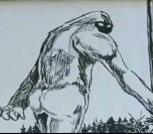Whitehall New York Bigfoot