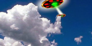 UFO report from south africa