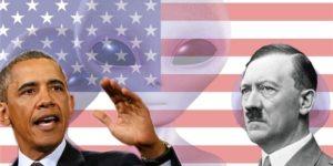 snowden reveals USA run by alien Nazis