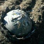 UFO Metal Rains Down On China