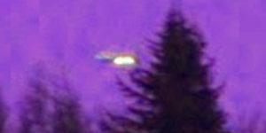 Analysis of the Scottish UFO photo