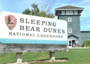 Black Eyed Kid encounter at Sleeping Bear Dunes