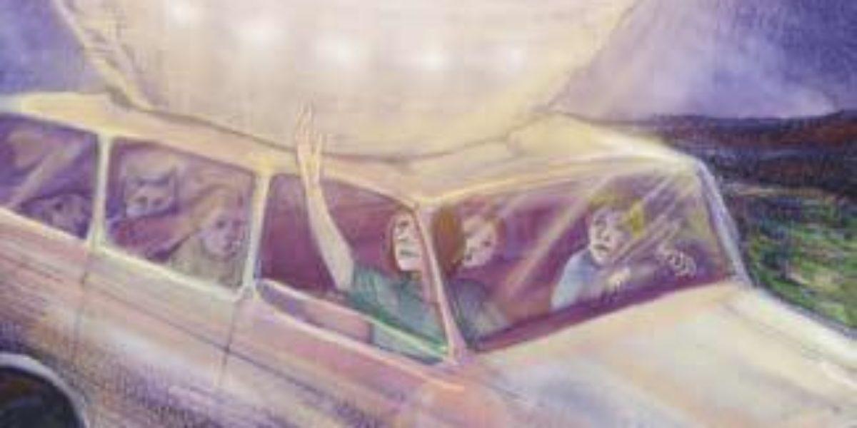 Knowles UFO encounter