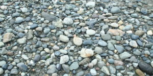 Rocks from nowhere
