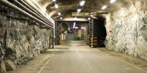 Underground Military Access