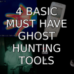 basic ghost hunting tools