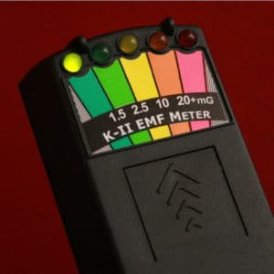 K2 EMF meter for you ghost hunting tool kit