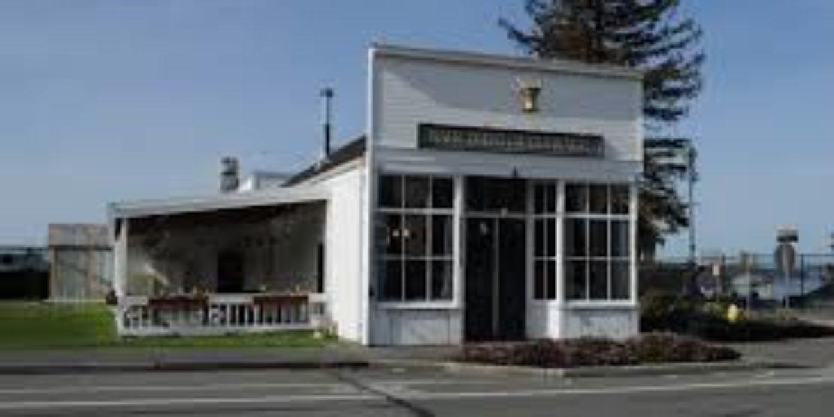Haunted drug store in Steilacoom, WA