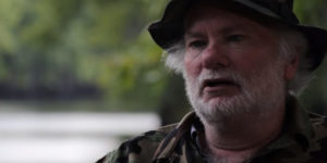 Mike Wooley talks about his Bigfoot encounter