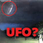 Broome Australia UFO video