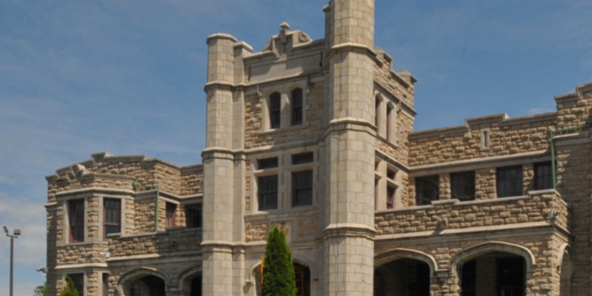 Haunted Pythian Castle in Missouri