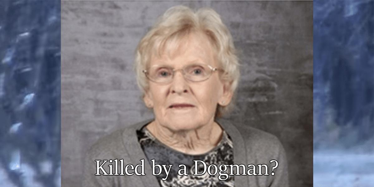 Was Hamilton killed by a Dogman?