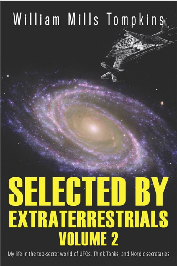 cover of Selected by Extraterrestrials
