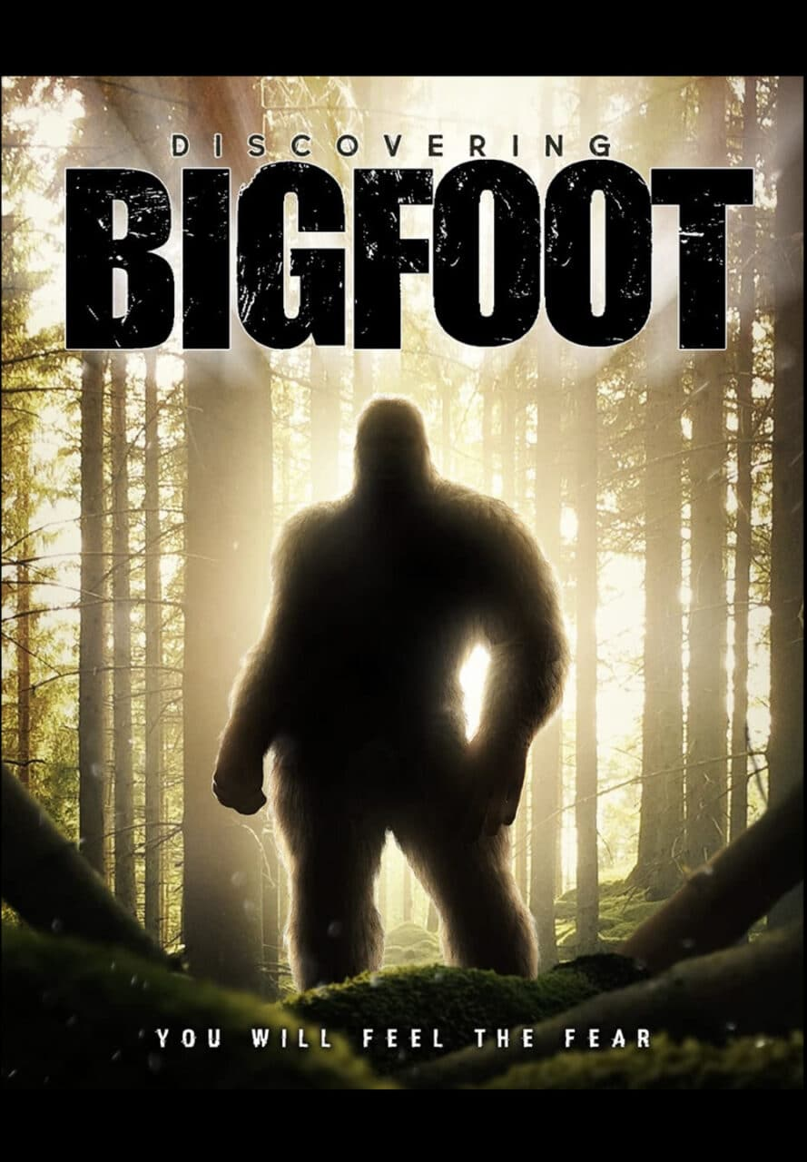 todd standing discovering bigfoot movie review