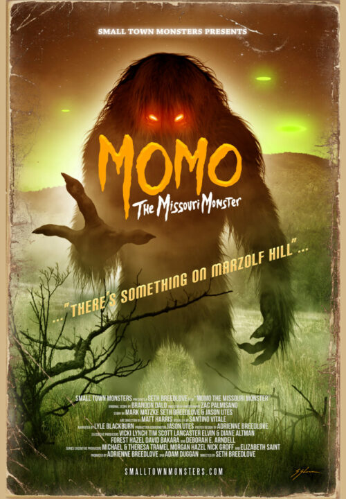 review of Momo: The Missouri monster