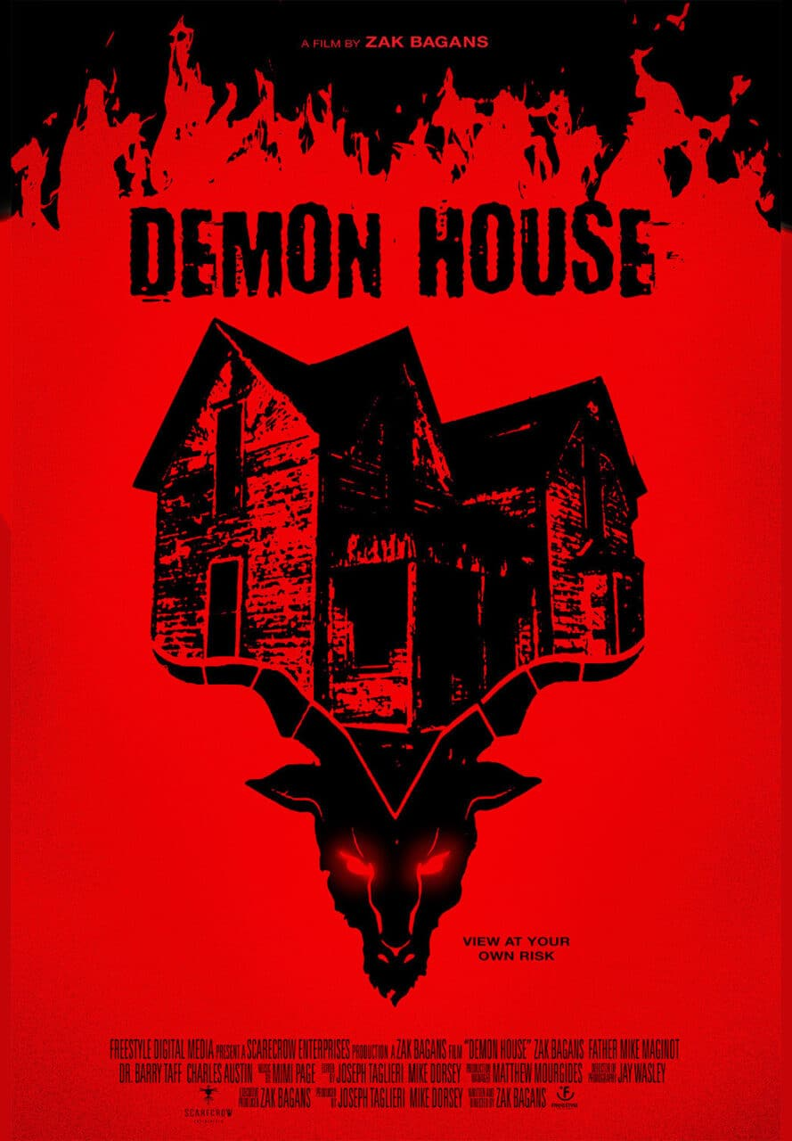 Demon House Movie Poster