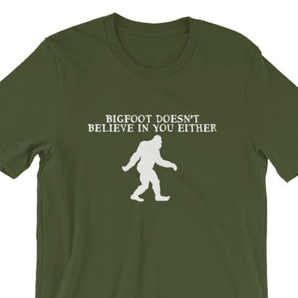 bigfoot doesn